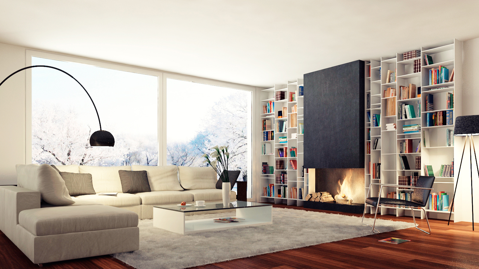 A Smart Home for a Smart Life