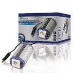 Gemodificeerde Sinus Omvormer 12 VDC - AC 230 V 150 W Frans / USB