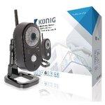 2.4 GHz Draadloze Camera Binnen VGA Zwart
