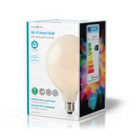 Nedis | WiFi Smart LED-Lamp | E27 | 125 mm | 5 W | 500 lm | Retro | Wit