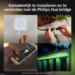 Philips | Slimme Verlichting | Philips Hue Outdoor Lightstrip 5m - White & Color