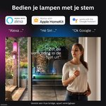 Philips | Slimme Verlichting | Philips Hue Outdoor Lightstrip 2m - White & Color