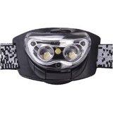 Hoofdlamp 3 LED Zwart_