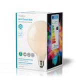 Nedis   WiFi Smart LED-Lamp   E27   125 mm   5 W   500 lm   Retro   Wit_