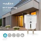 Nedis | Slimme Stekker | Power Monitor | French Type E | 10 A_