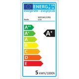 Nedis | Wi-Fi Smart LED-Lamp | Warm Wit | GU10 | Dim naar Extra Warm Wit (1800 K)_