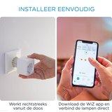 WiZ | Slimme Stekker | Wi-Fi | BE/FR_