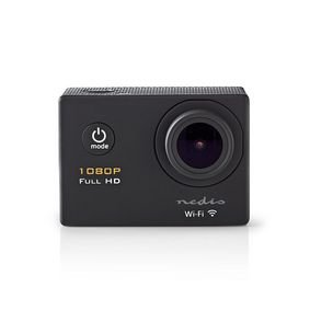 Actioncam | Full-HD 1080p | Wi-Fi | Waterdichte behuizing