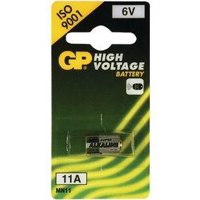 Alkaline Batterij 11A 6 V Super 1-Blister