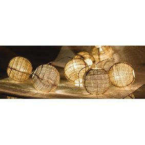 Lichtslinger Bal 10 LED 2.1 m