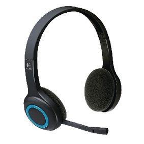 Logitech | Headset ANC (Active Noise Cancelling) / Opvouwbaar On-Ear Bluetooth Ingebouwde Microfoon Zwart