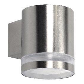 Fluorescentie Wandlamp Buiten 9 W Staal