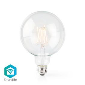 Nedis | WiFi Smart LED Filamentlamp | E27 | 125 mm | 5 W | 500 lm