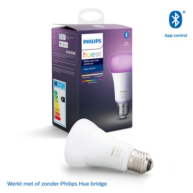 Philips | Philips Hue losse lamp - White and Color - E27