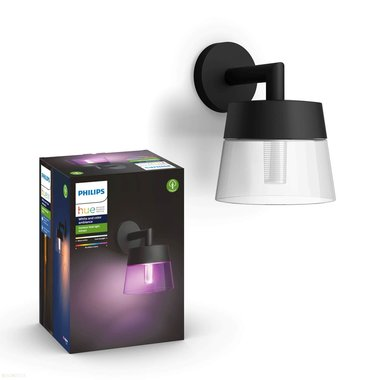 Philips | Philips Hue Outdoor Attract wandlamp - White & Color