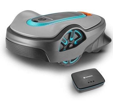 Gardena | Robotmaaier | SILENO Life Smart 1000 (Inclusief Smart Gateway)