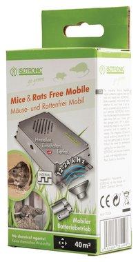 Isotronic | Muizen- en Rattenverjager 12 - 24 kHz