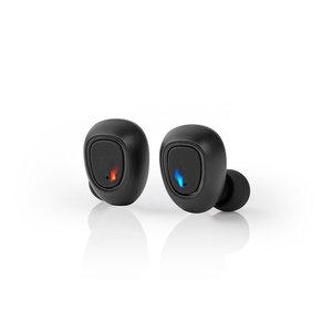 Nedis | Draadloze Oortjes | Bluetooth | In-ear | True Wireless Stereo (TWS) | Oplaadstation